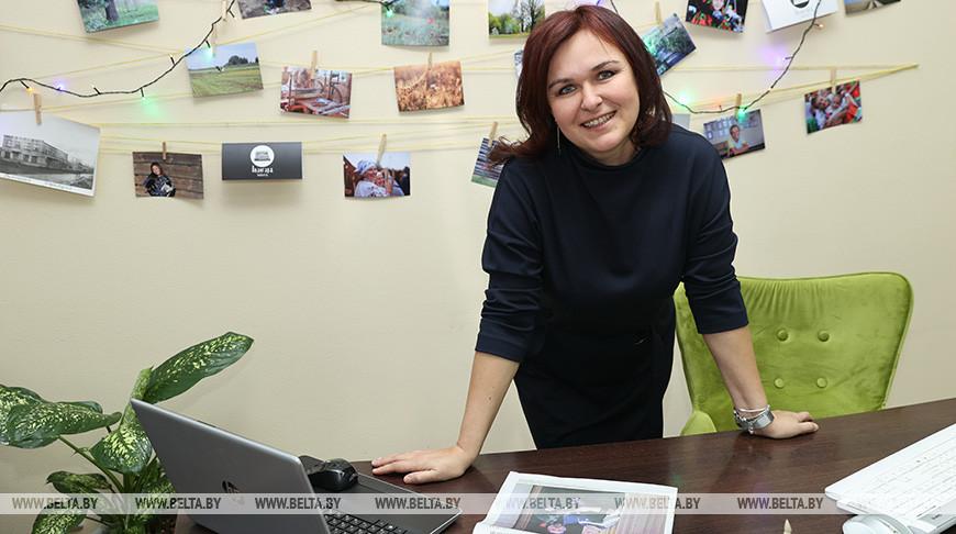 Ирина Палубец избрана делегатом ВНС