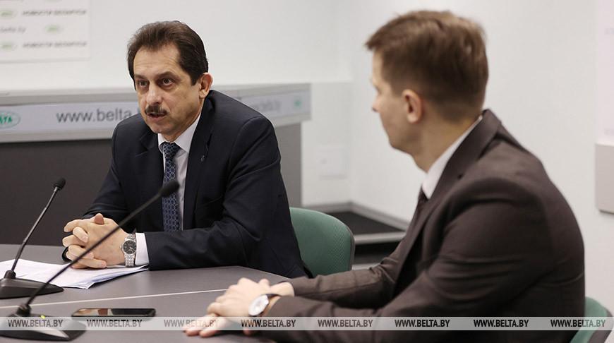 Развитие вузовской науки обсудили в пресс-центре БЕЛТА