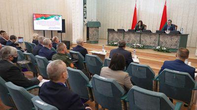 Выездное заседание Президиума Совета Республики прошло в МГЛУ