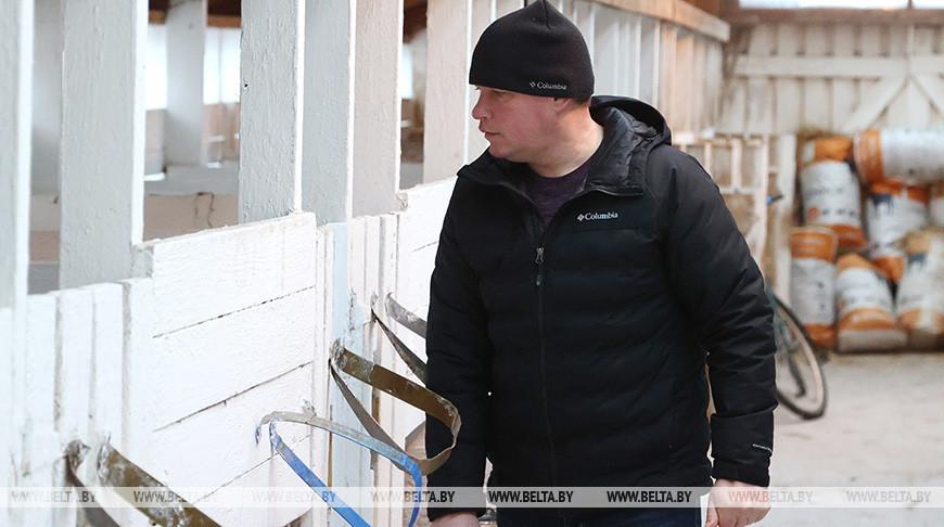 Фермер Александр Коновалов избран делегатом VI Всебелорусского народного собрания
