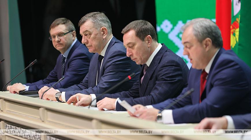 В Гомеле прошло областное собрание участников ВНС