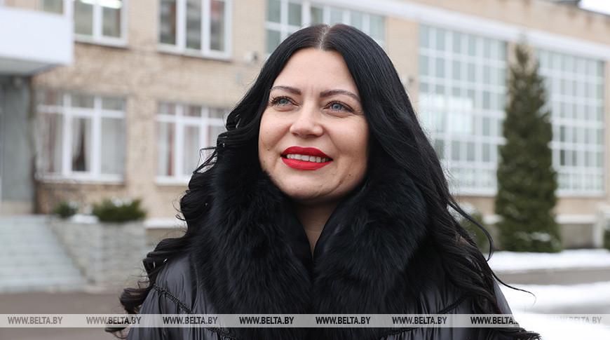 Ирина Еленская - делегат Всебелорусского народного собрания