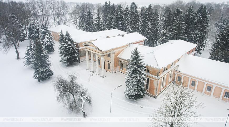 Дворец Рдултовских в Несвижском районе - памятник архитектуры начала XIX века