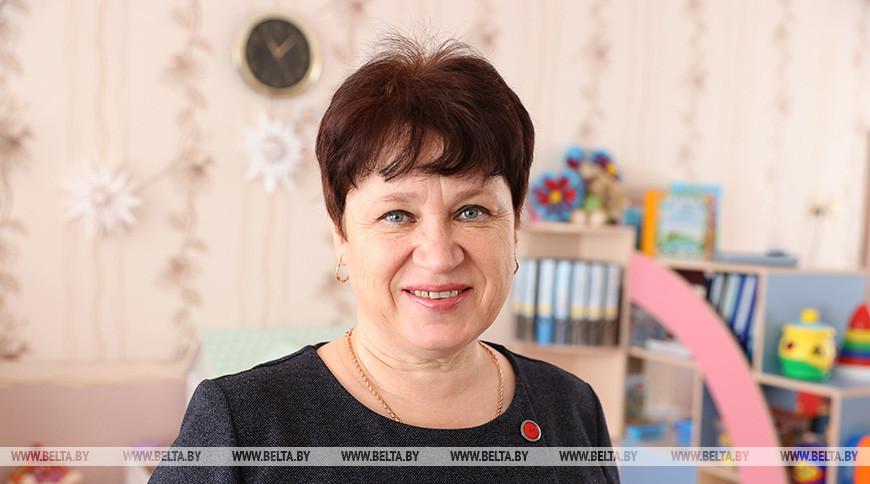 Наталья Культенко избрана делегатом ВНС