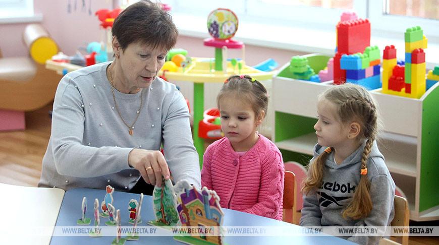 В молодом жилом районе Гродно открылся детский сад