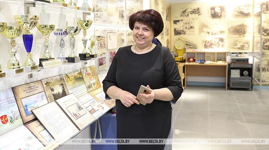 Валентина Пух - делегат ВНС
