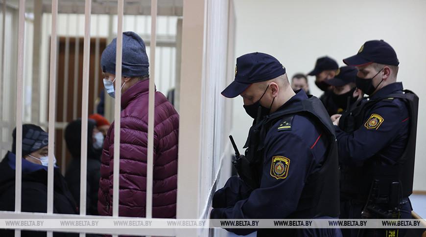 В Минске проходит предварительное судебное заседание по делу топ-менеджеров Белгазпромбанка