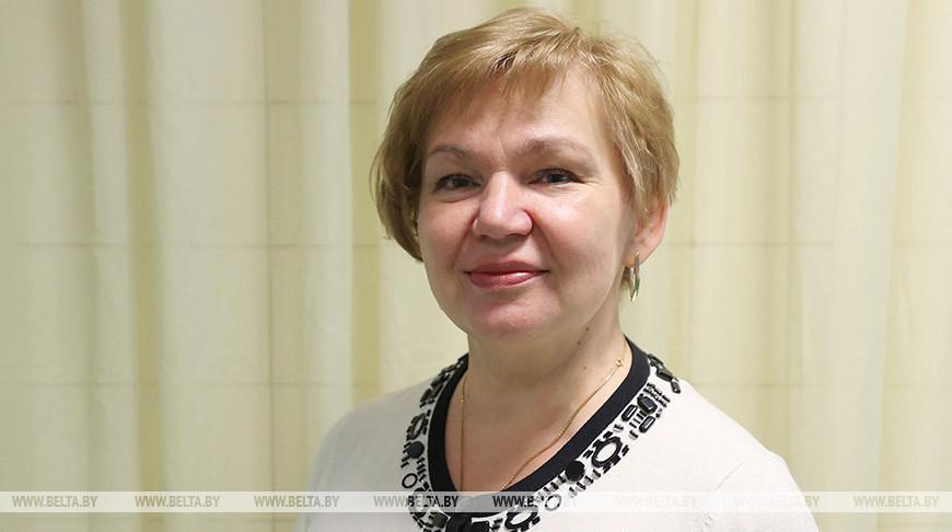 Лилиана Стрельская избрана делегатом ВНС