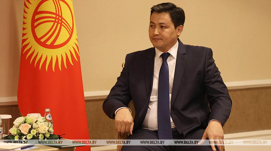 Головченко встретился с премьер-министром Кыргызстана