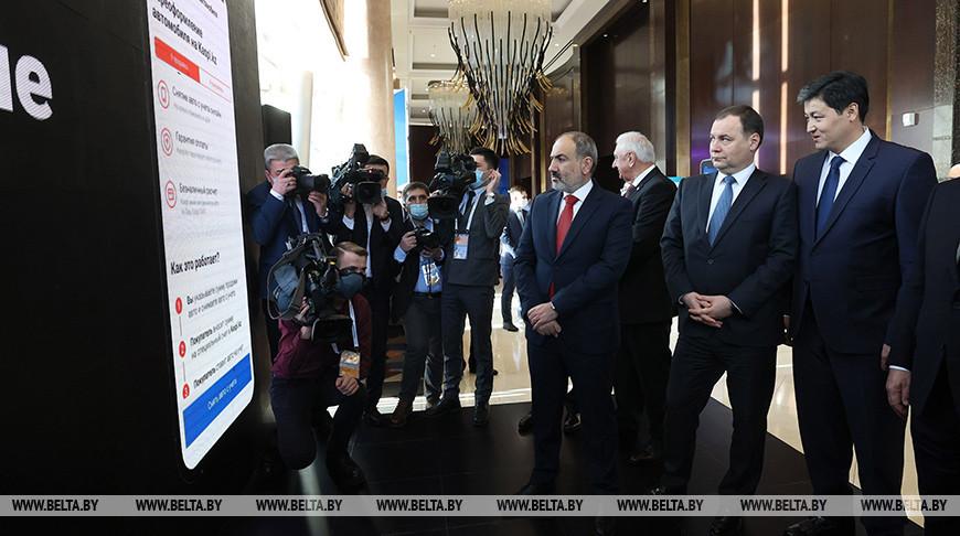 Головченко принял участие в Digital Almaty Forum 2021
