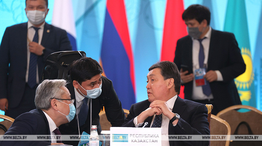 Заседание Евразийского межправсовета в расширенном составе прошло в Алматы