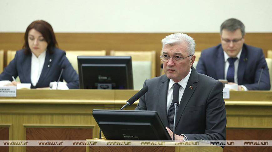 Итоговая коллегия главного управления идеологической работы и по делам молодежи прошла в Могилевском облисполкоме
