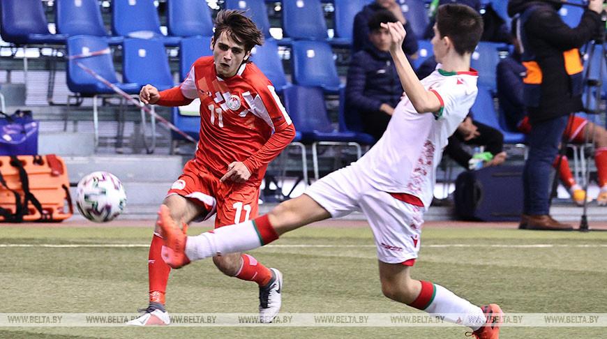 Таджикские футболисты завоевали Кубок развития