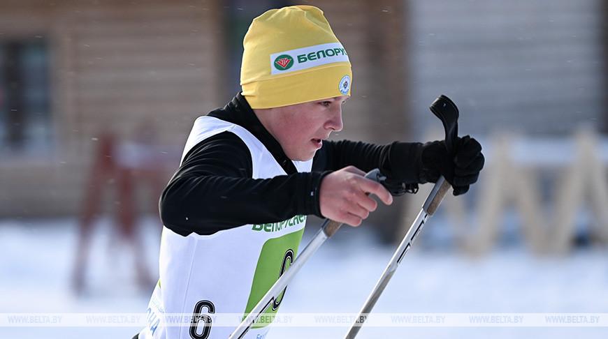 В Новогрудке прошел 4 этап Кубка Белорусской федерации биатлона