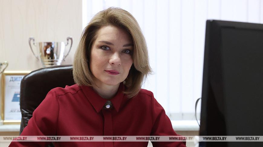 Татьяна Ларина - делегат Всебелорусского народного собрания