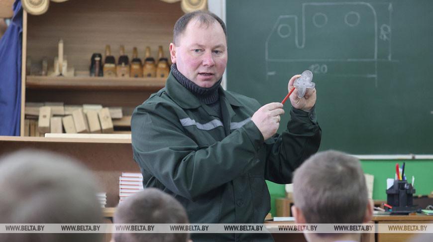 Александр Петровский - делегат Всебелорусского народного собрания