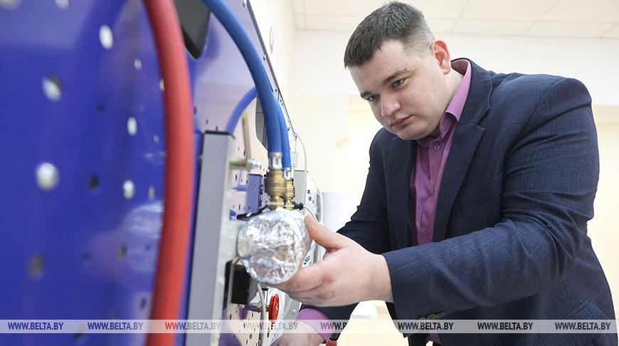 Алексей Марущак - стипендиат Президентского фонда