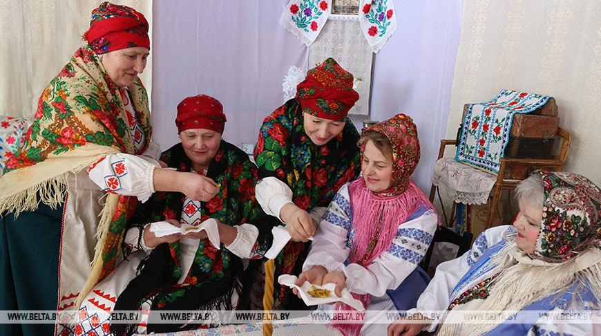 В Могилевском районе воссоздали славянский праздник Громницы