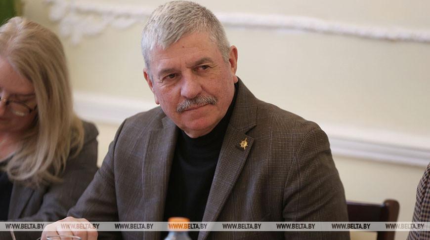 Костевич встретилась с ветеранами войны в Афганистане