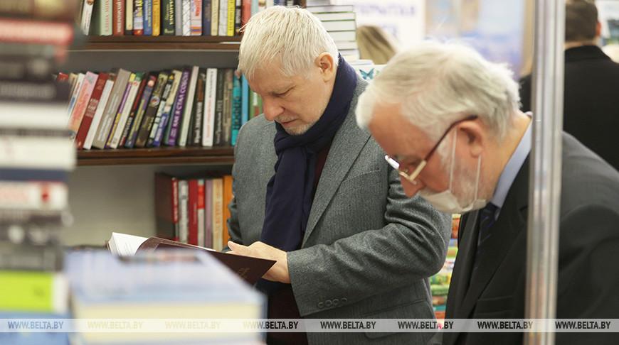 XXVIII Минская международная книжная выставка-ярмарка продолжает свою работу