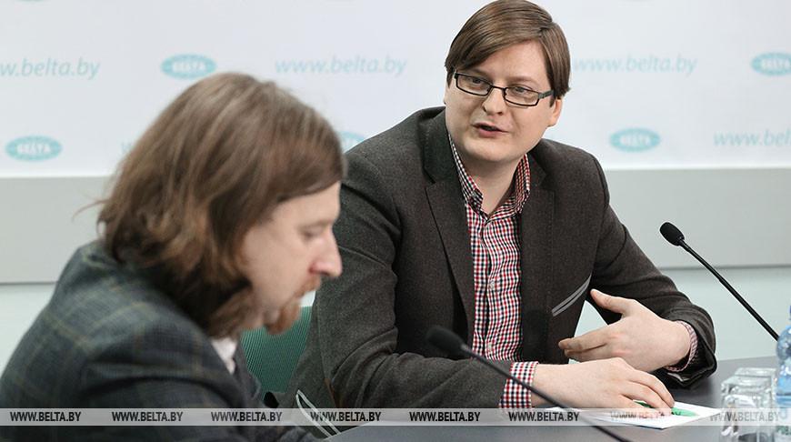 """Заседание """"Экспертной среды"""" по итогам ВНС прошло в БЕЛТА"""