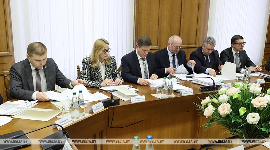 Совершенствование кодексов об уголовной ответственности обсудили на заседании специальной рабочей группы