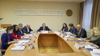Заседание коллегии Мининформа прошло в Минске