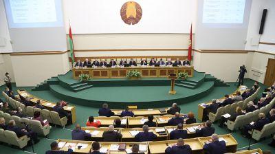 Сергеенко принял участие в заседании Могилевского областного исполнительного комитета
