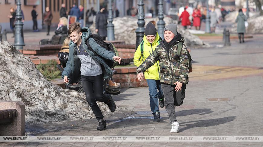 Порывистый ветер и до +14°С ожидается в Беларуси 26 февраля