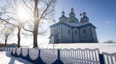 Церковь Святого Николая в Кожан-Городке