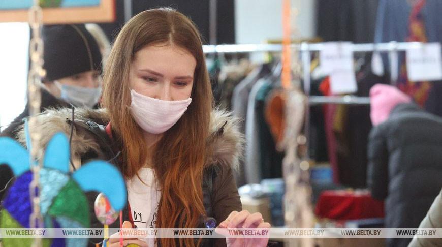 В Минске прошла Большая городская барахолка