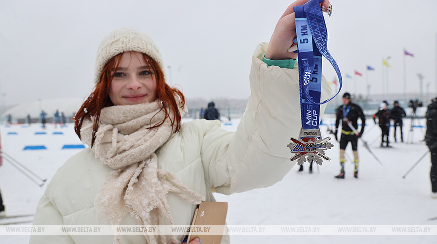 Лыжная гонка Minsk Ski Cup 2021