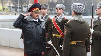 Сотрудники милиции с честью выполняют свои служебные обязанности - Кубраков