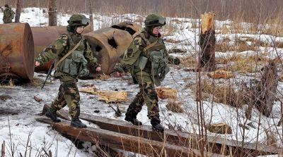 """Курс """"Женский десант"""" прошел в 103-й воздушно-десантной бригаде"""