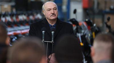 Лукашенко посетил мотовелозавод