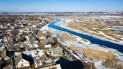 В Столбцовском районе готовятся к возможным паводкам