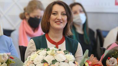Торжественное мероприятие, посвященное Международному женскому дню, прошло во Дворце культуры Могилевской области