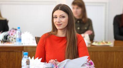 Рогачук поздравил выдающихся женщин Бреста с Международным женским днем