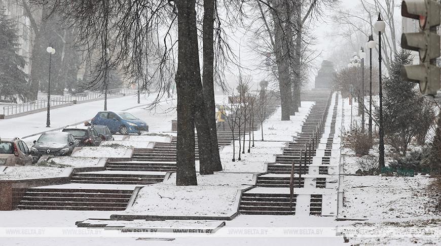 Оранжевый уровень опасности объявлен в Беларуси 7 марта из-за сильного ветра