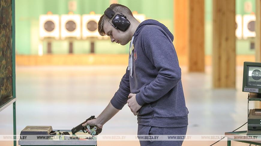 III этап открытого Кубка Беларуси по пулевой стрельбе проходит в Бресте