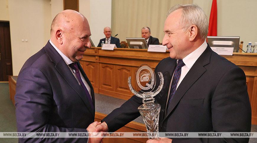 Областные премии за достижения в области качества вручены в Витебске