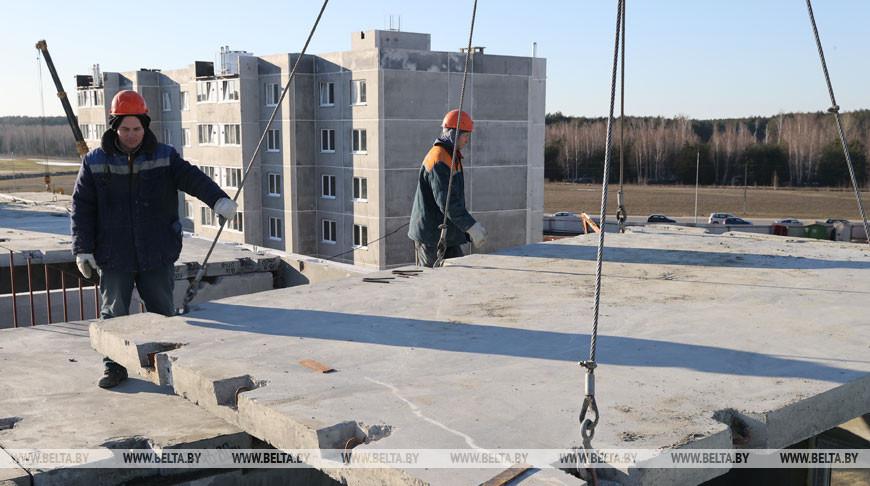 Восемь жилых домов возведут в новом микрорайоне Петрикова