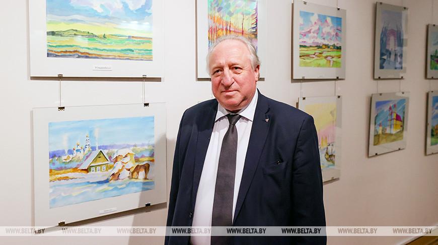 Выставка работ Александра Локотко открылась в Национальном историческом музее