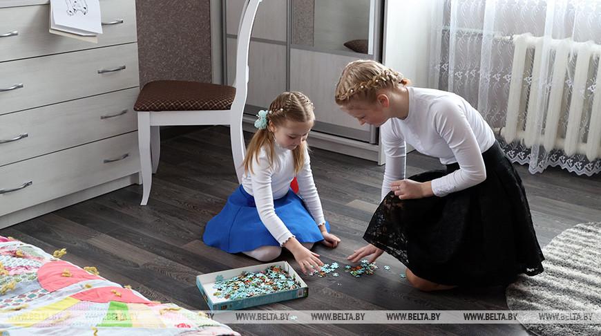 Обновленный детский дом семейного типа открылся в Чаусах