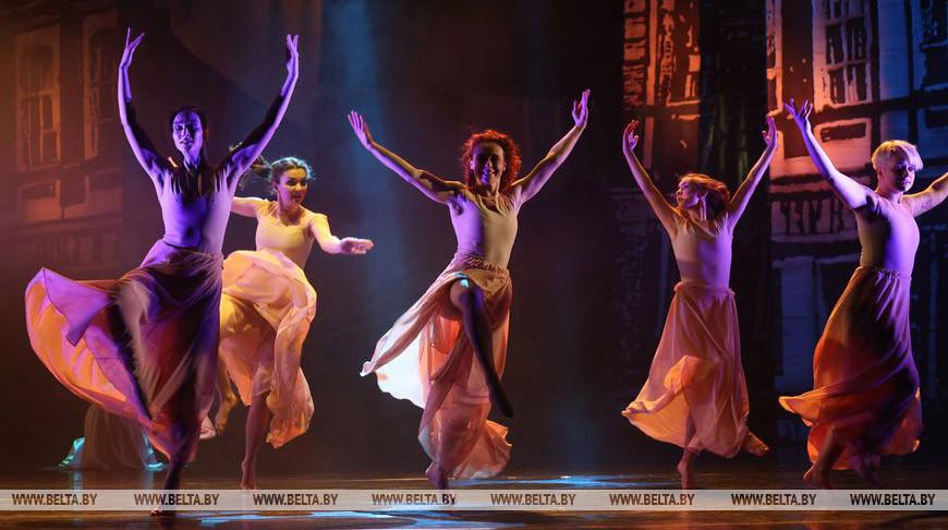 Вечер современной хореографии прошел в Витебске