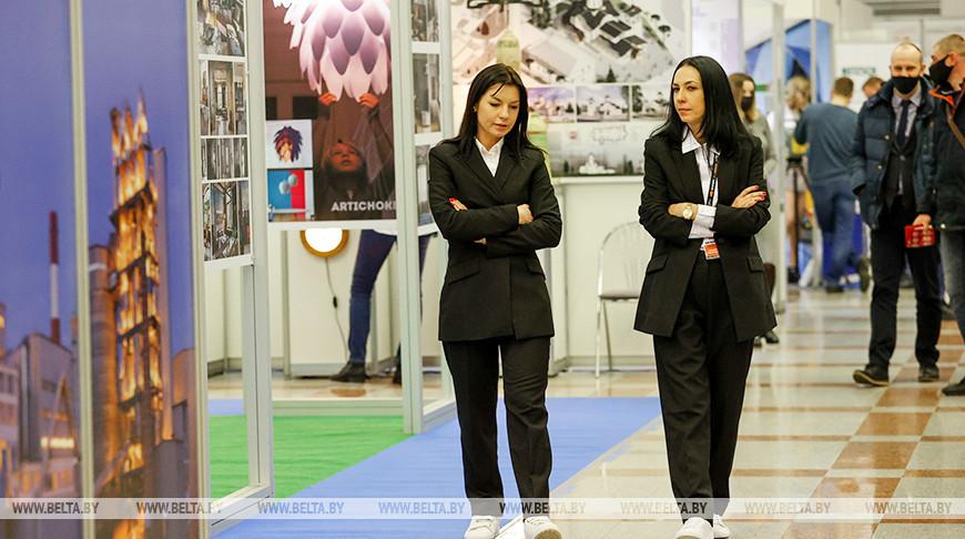 Международная архитектурно-строительная выставка BUDEXPO-2021 проходит в Минске