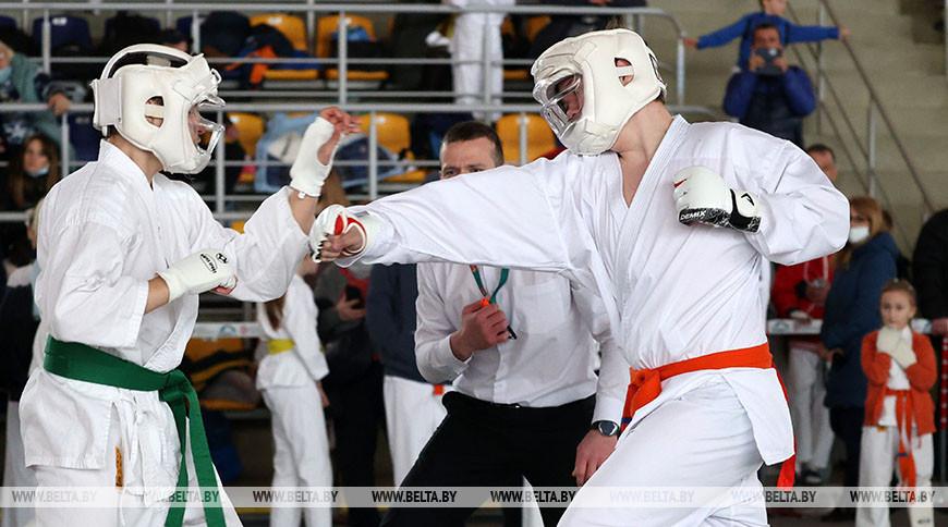 Международный турнир Kyokushin Profi Belarus Open прошел в Могилеве