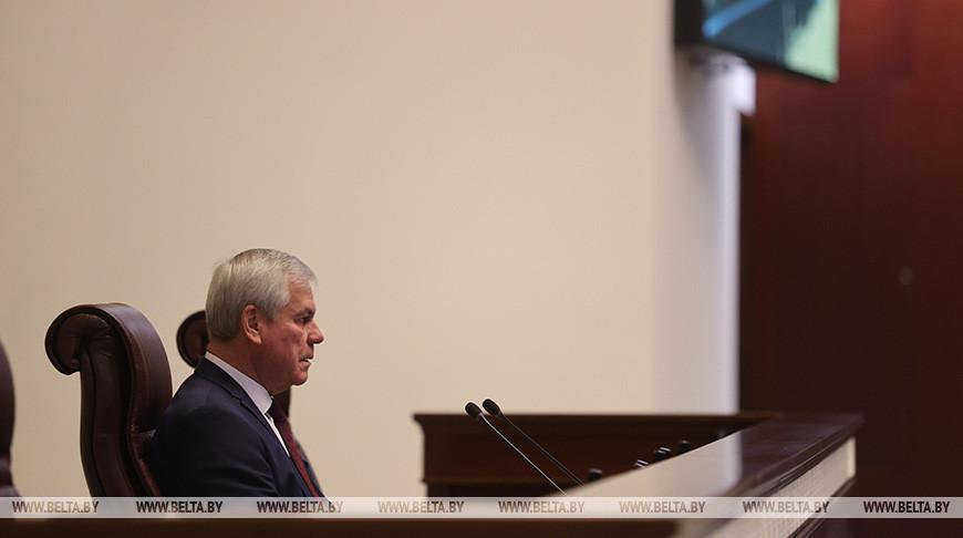 Андрейченко: мир должен помнить страшную правду о войне