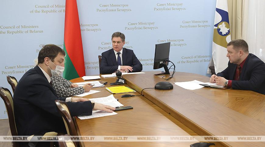 Петришенко провел заседание комиссии по делам несовершеннолетних