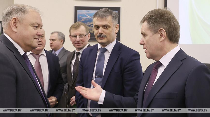 Состоялось заседание Межведомственного экспертно-координационного совета по туризму при Совете Министров Беларуси